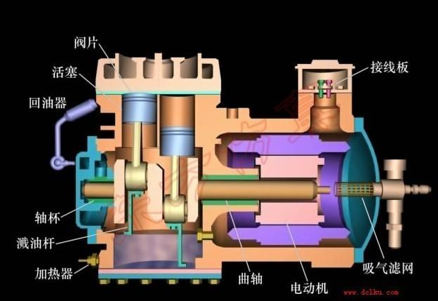 并联机组制冷系统的管路设计_1
