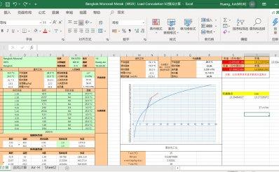 负荷计算表格附湿空气物性计算附焓湿图处理过程曲线